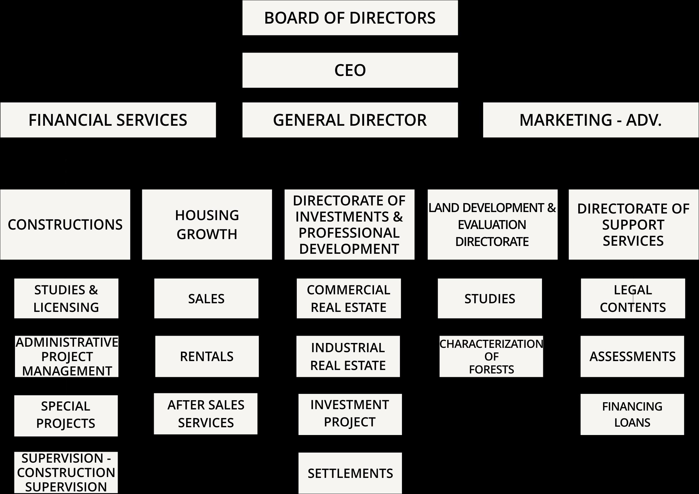 Δομή Εταιρείας